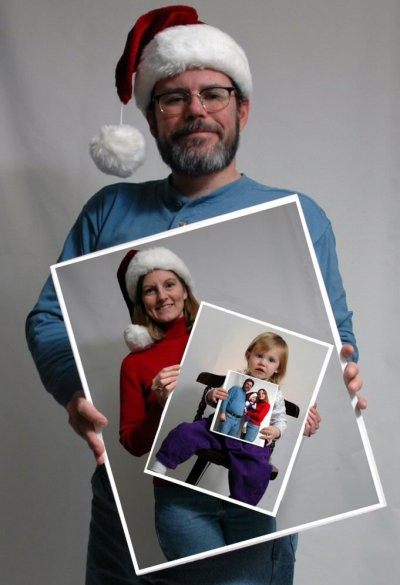 RE: Christmas Card Photo Ideas II