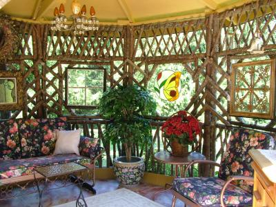 RE: Recycled Gazebo