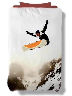 Snowboard Theme Bedroom Thriftyfun