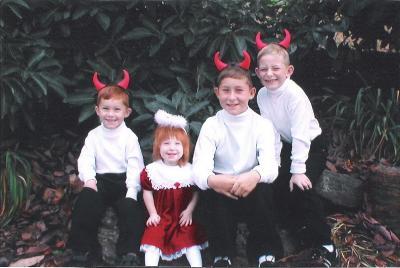 naughty or nice re christmas card photo ideas - Naughty Or Nice Christmas Card