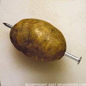 Use A Potato Baking Nail ThriftyFun