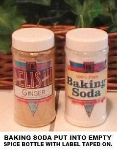 photo of Baking Soda