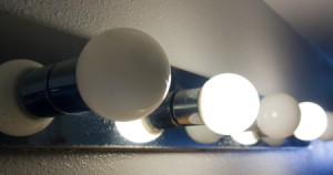 Close Up Photo of Compact Fluorescent Lightbulbs