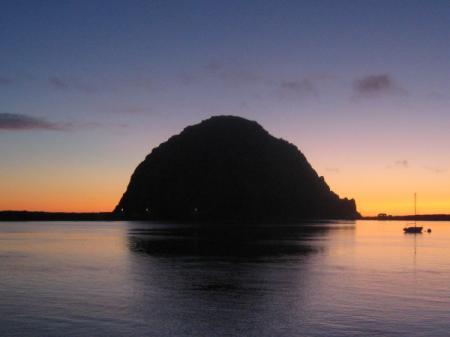 Photo of Morro Rock