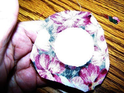 Photo of step 1 to Flower Pot Note Holder