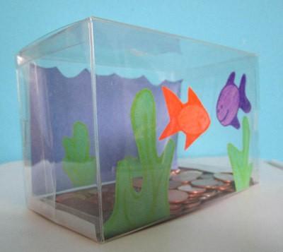 Craft Project Fish Tank Bank Thriftyfun