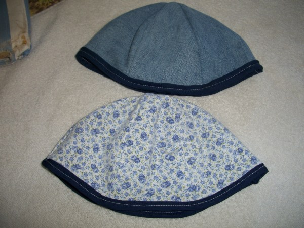 Denim Hats