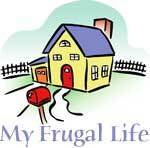 My frugal life logo.