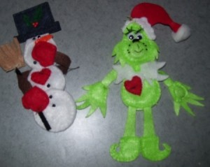 Grinch Christmas Wood Yard Art Decoration | eBay