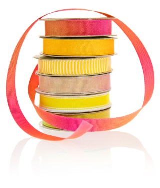 Stack of Ribbons