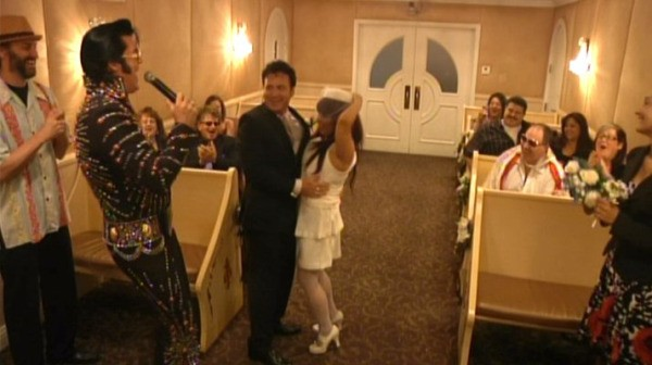 My Elvis Wedding Graceland Wedding Chapel Las Vegas Nv