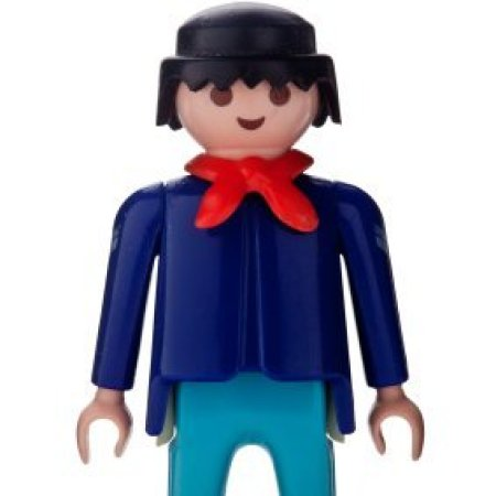 Civil War Playmobil character.