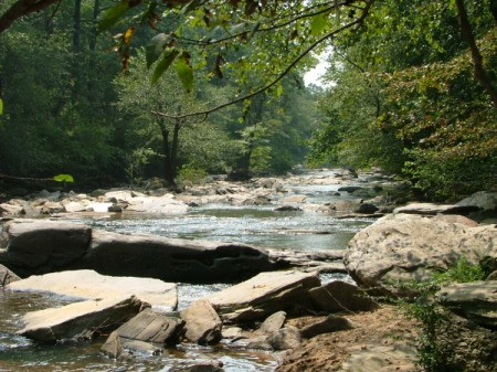 Sope Creek in Marietta GA