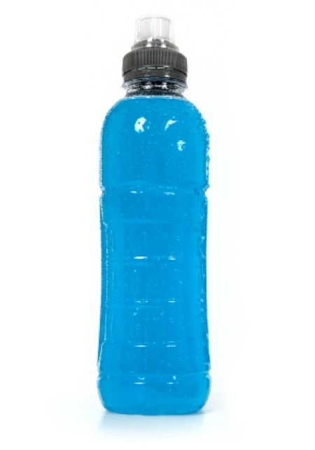 Generic Blue Sports Drink