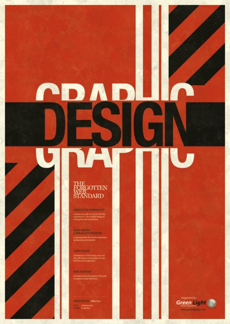 Cover of a book or video entitled Graphic Design The Forgotten Web Standard.