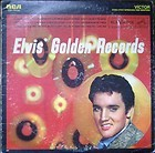 Jacket for Elvis Golden records.