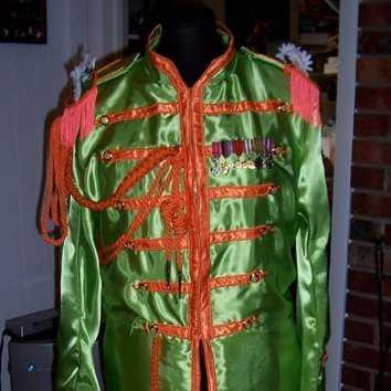 John's Sgt. Pepper Costume