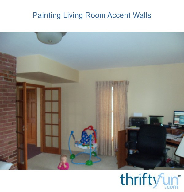 Painting Living Room Accent Walls ThriftyFun