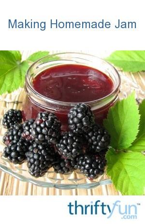Making homemade jam thriftyfun - Advice making jam preserving better ...