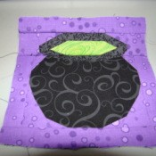 Finished cauldron block.