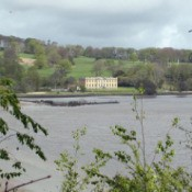 View of Ballynatray Estate from Across the Water