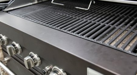 Photo of a grill.