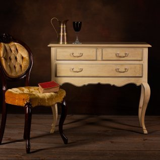 antique wood three drawer table and upholstered side chair cleaning antique furniture antique furniture cleaning