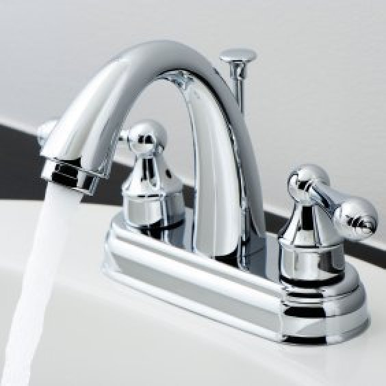Cleaning bathroom fixtures thriftyfun for How to clean bathroom faucets