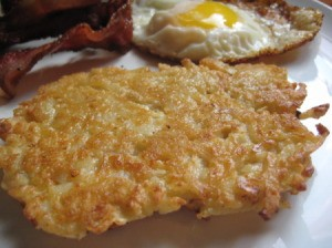 Restaurant Style Hash Browns