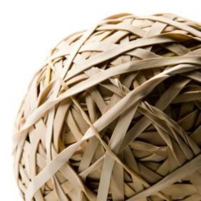 Making a Rubber Band Ball | ThriftyFun