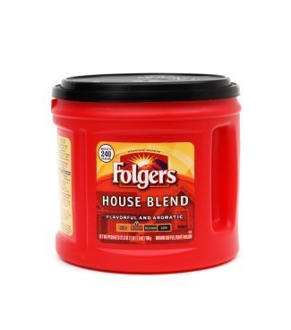 Folgers Can Crafts