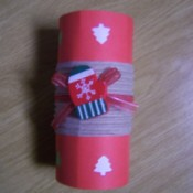 Christmas Napkin Rings Craft 3
