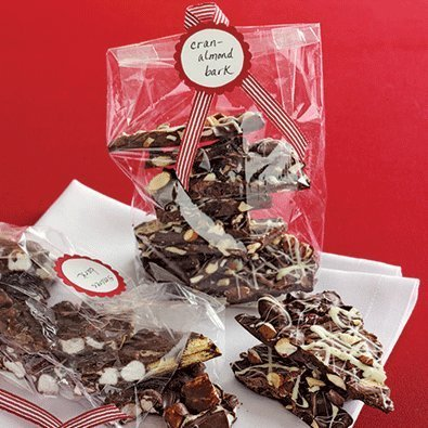 Christmas Sweets, Cranberry Almond Bark