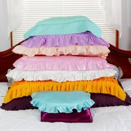 Homemade pillowcases