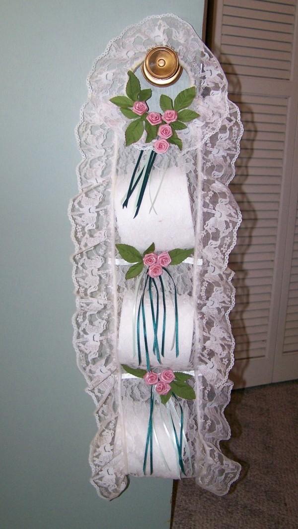Making A Toilet Paper Holder Thriftyfun