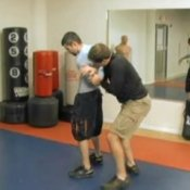 Practical Self Defense, Man Teaching Self Defense
