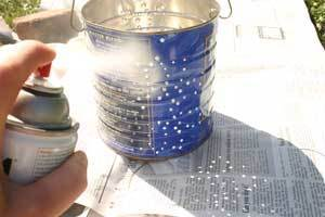 Tin Candle Holder Step 3