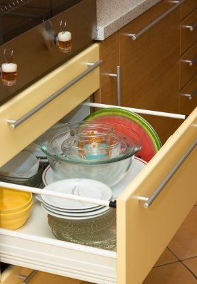 Organizing Drawers, Organized Kitchen Drawer
