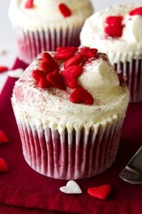 Valentine's Cupcake Decorations