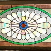 One Man's Treasure, Stained Glass