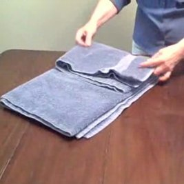 How to Organize and Fold Towels