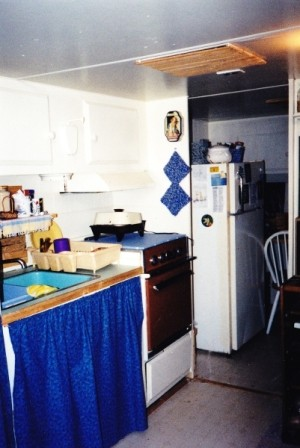Alaska Renovation Kitchen