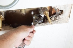 Repairing a Leaky Shower Valve