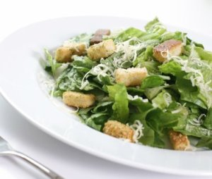 Photo of a Caesar Salad