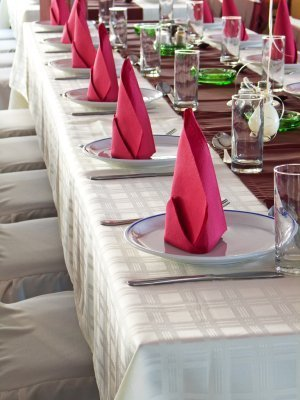Wedding Reception Table