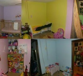 4 color nursery