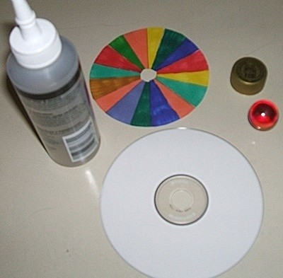 CD Spinners Supplies