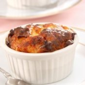 Egg and Cheese Souffle