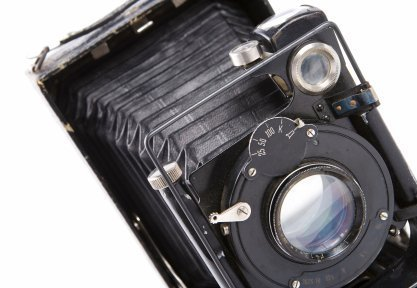 Uses for Old Cameras, old camera