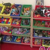 Keys To Keeping Toys Organized